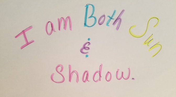 This Week in Yoga: the Shadow Side