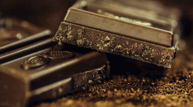 Mindful Moments:  3 Chocolate Practices for Ash Wednesday & Beyond
